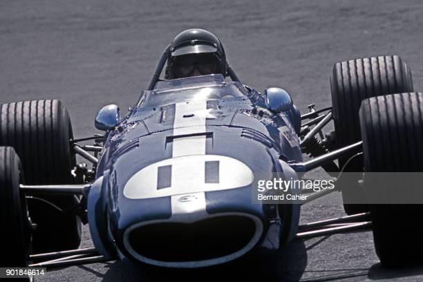 Dan Gurney EagleWeslake T1G Grand Prix of Mexico Autodromo Hermanos Rodriguez Magdalena Mixhuca 22 October 1967