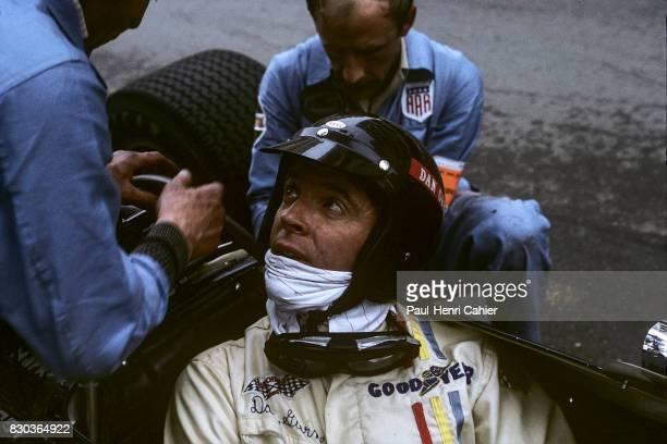 Dan Gurney, Eagle-Weslake T1G, Grand Prix of Monaco, Monaco, 26 May 1968.