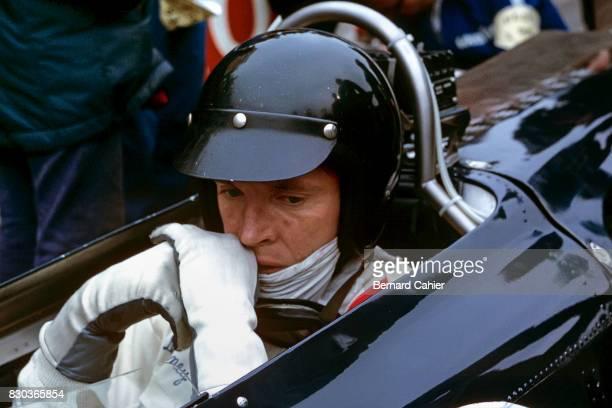 Dan Gurney EagleWeslake T1G Grand Prix of Netherlands Zandvoort 04 June 1967
