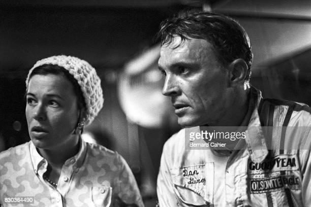 Dan Gurney Evi Gurney 12 Hours of Sebring Sebring 21 March 1970
