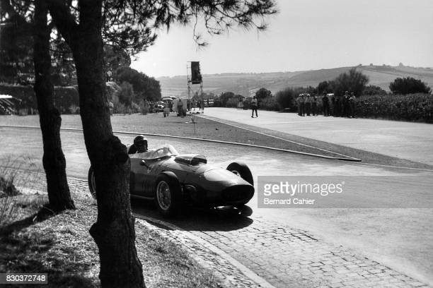 Dan Gurney Ferrari 246 F1 Grand Prix of Portugal Circuito de Monsanto 23 August 1959