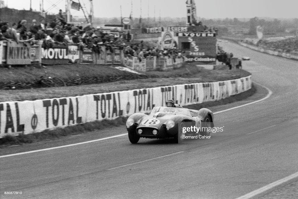 Dan Gurney, 24 Hours Of Le Mans : Foto di attualità