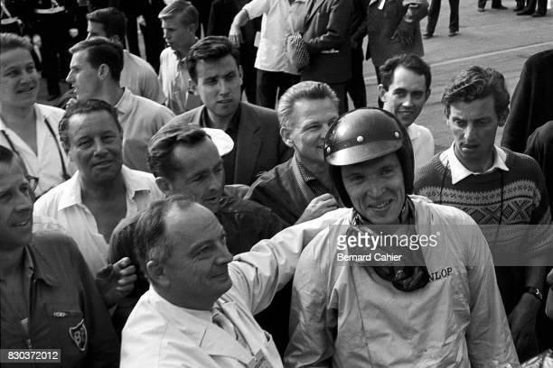 Dan Gurney Grand Prix of France RouenLesEssarts 08 July 1962
