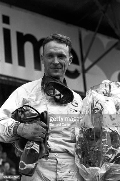 Dan Gurney, Grand Prix of France, Rouen-Les-Essarts, 28 June 1964.