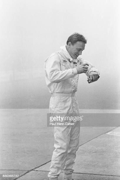 Dan Gurney Grand Prix of Germany Nurburgring 04 August 1968