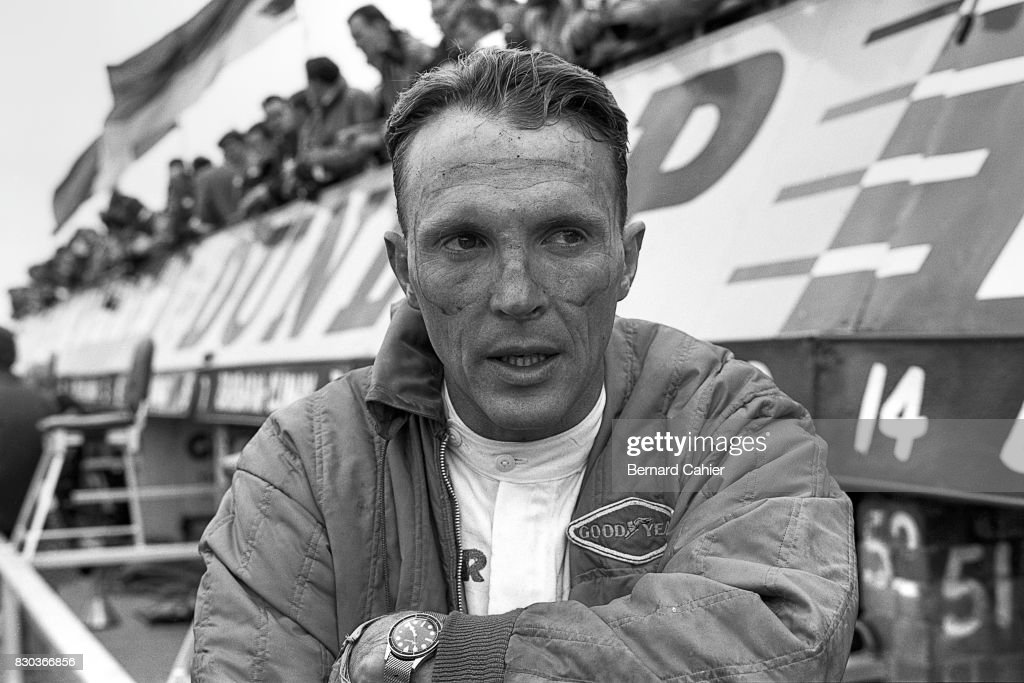 Dan Gurney, Grand Prix of Great Britain, Silverstone, 10 July 1965.