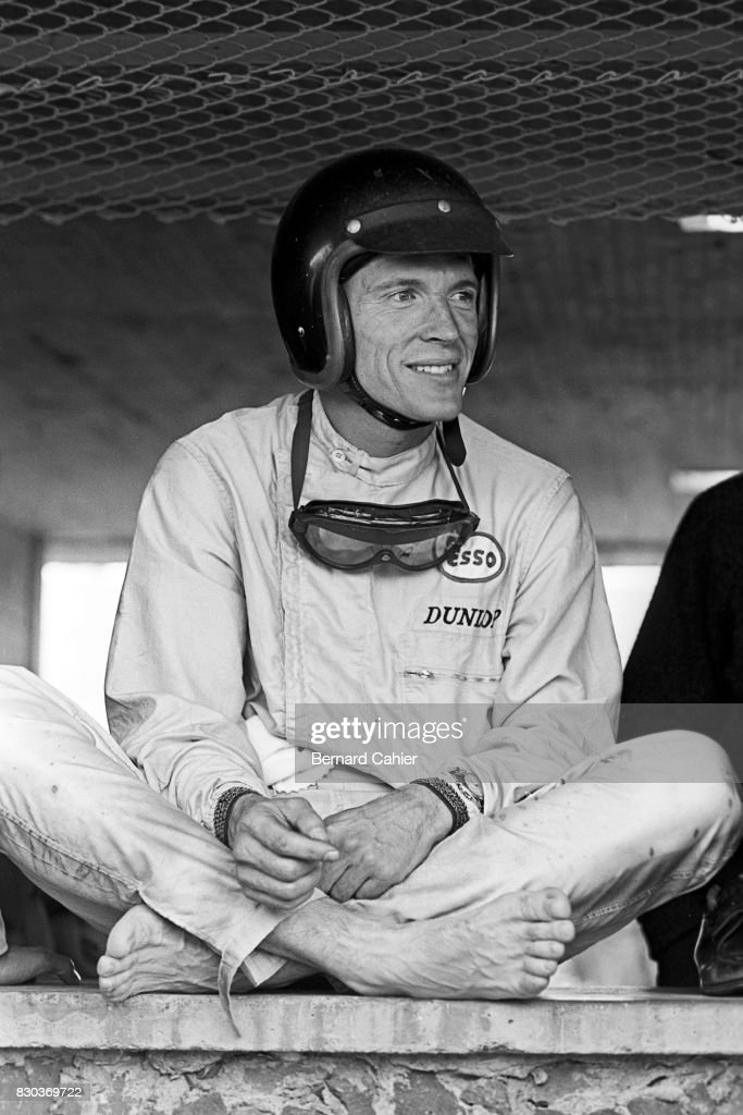 Dan Gurney, Grand Prix of Mexico, Autodromo Hermanos Rodriguez, 27 October 1963.
