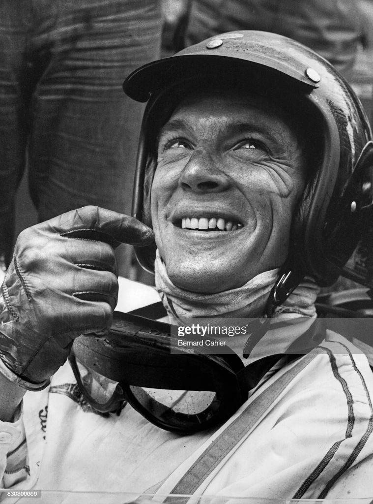 American Racing Driver Dan Gurney Dies At 86