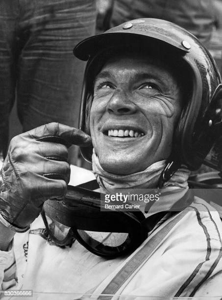 Dan Gurney, Grand Prix of Netherlands, Zandvoort, 18 July 1965.