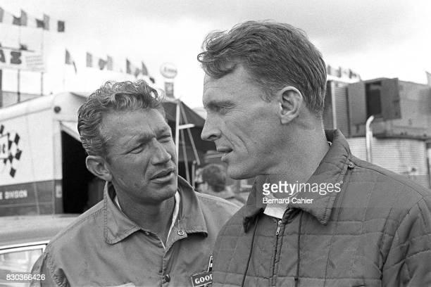 Dan Gurney, Phil Remington, 24 Hours of Le Mans, Le Mans, 19 June 1966.