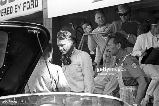 Dan Gurney Phil Remington Shelby Cobra 12 Hours of Sebring Sebring 23 March 1963