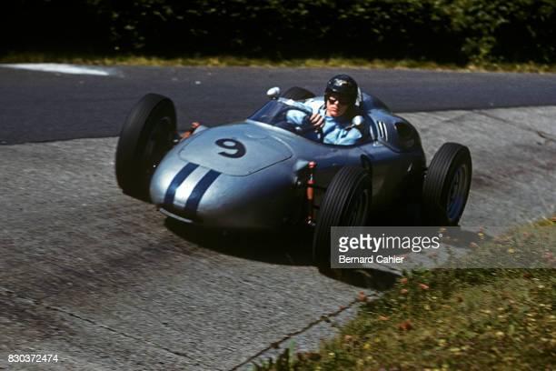 Dan Gurney Porsche 718 Grand Prix of Germany Nurburgring 06 August 1961