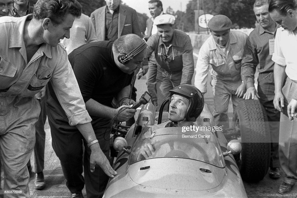 Dan Gurney, Grand Prix Of France : News Photo
