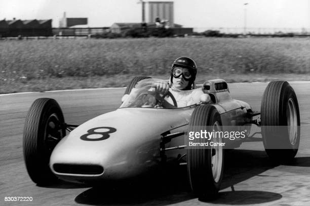 Dan Gurney Porsche 804 Grand Prix of Great Britain Aintree 21 July 1962