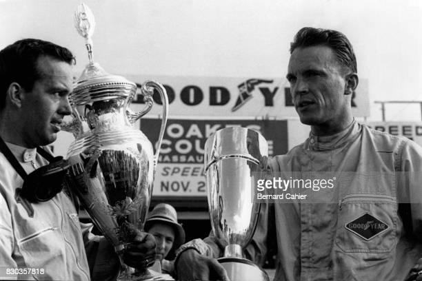 Dan Gurney Roger Penske Nassau Speed Week Nassau 06 December 1964
