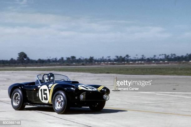 Dan Gurney Shelby Cobra Grand Prix of Sebring Sebring 23 March 1963