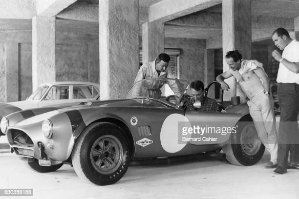 Dan Gurney-Ireland-Grant, Shelby Cobra, Targa Florio, Sicily, 26 April 1964.