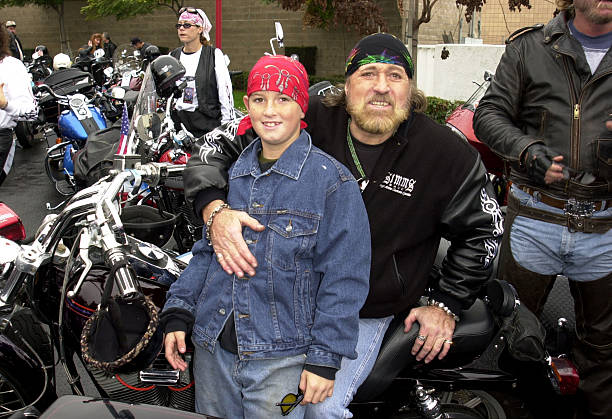 Harley Davidson Los Angeles >> Dan Haggerty [& Family] Pictures   Getty Images