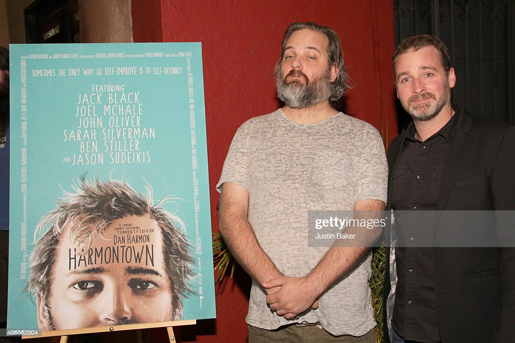 """Harmontown"" - Los Angeles Special Screening : News Photo"