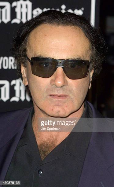 Dan Hedaya during NY Film Festival Sponsored by Grand Marnier Mulholland Drive Premiere at Alice Tully Hall in New York City New York United States