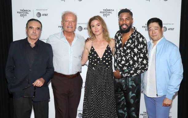 """NY: """"The God Commitee"""" - 2021 Tribeca Festival"""