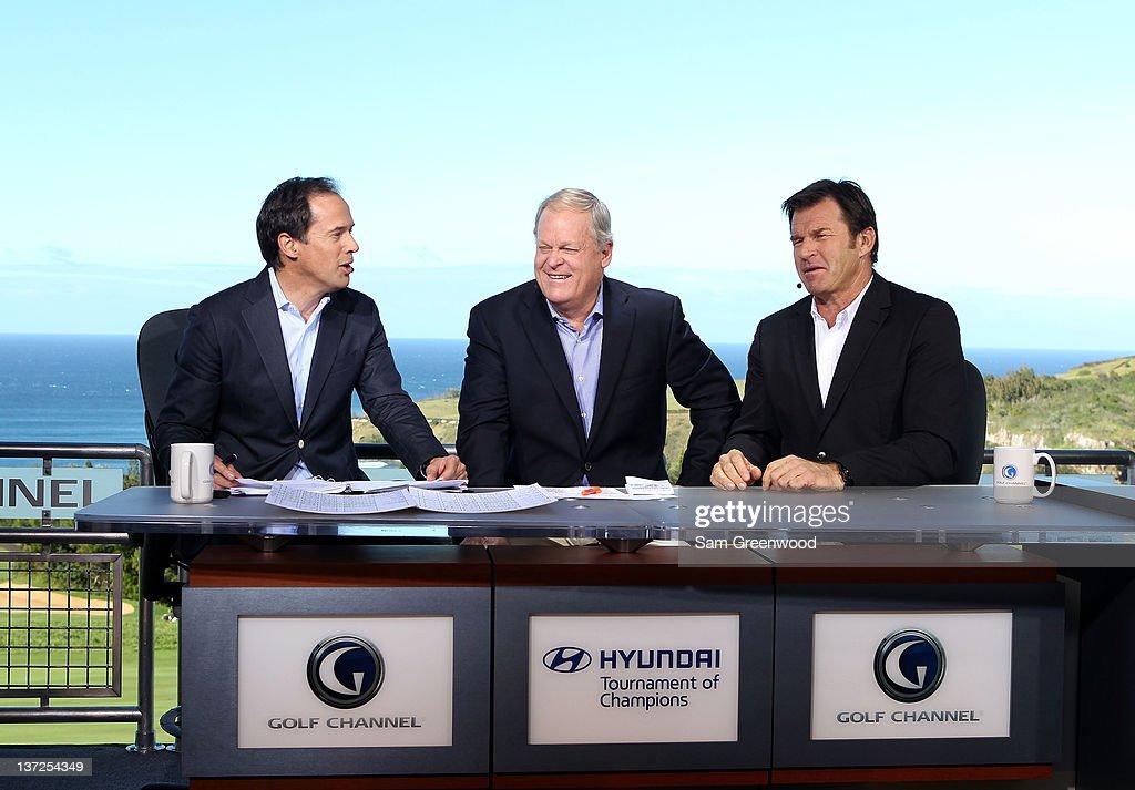 Hyundai Tournament of Champions - Round One : News Photo