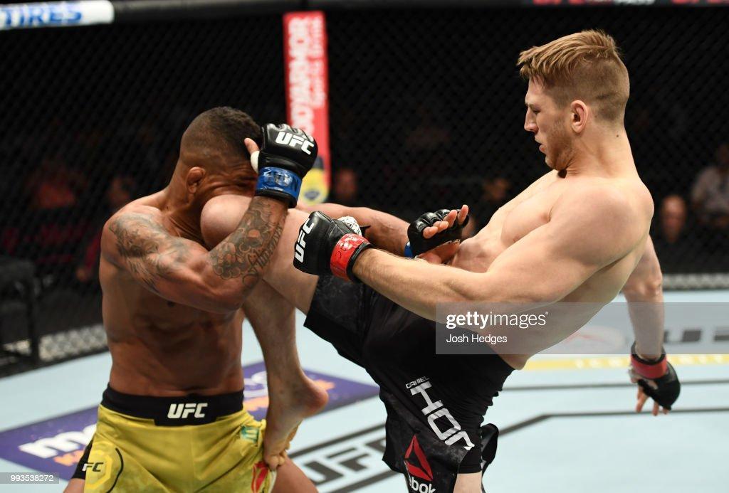 UFC 226: Hooker v Burns : News Photo