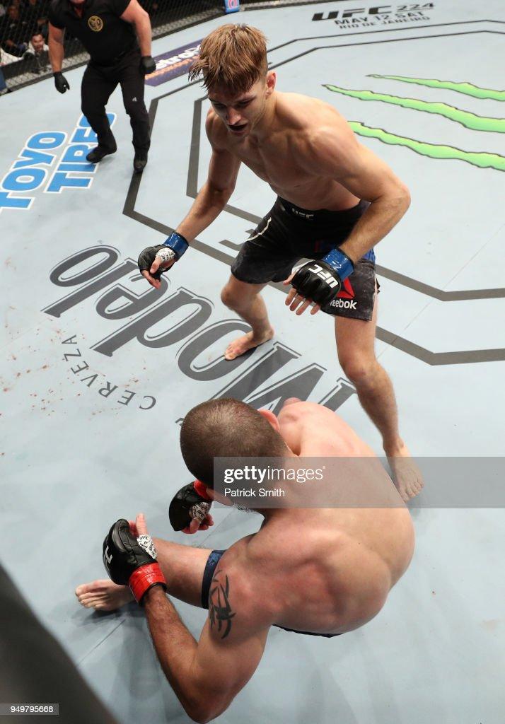 UFC Fight Night: Miller v Hooker : News Photo