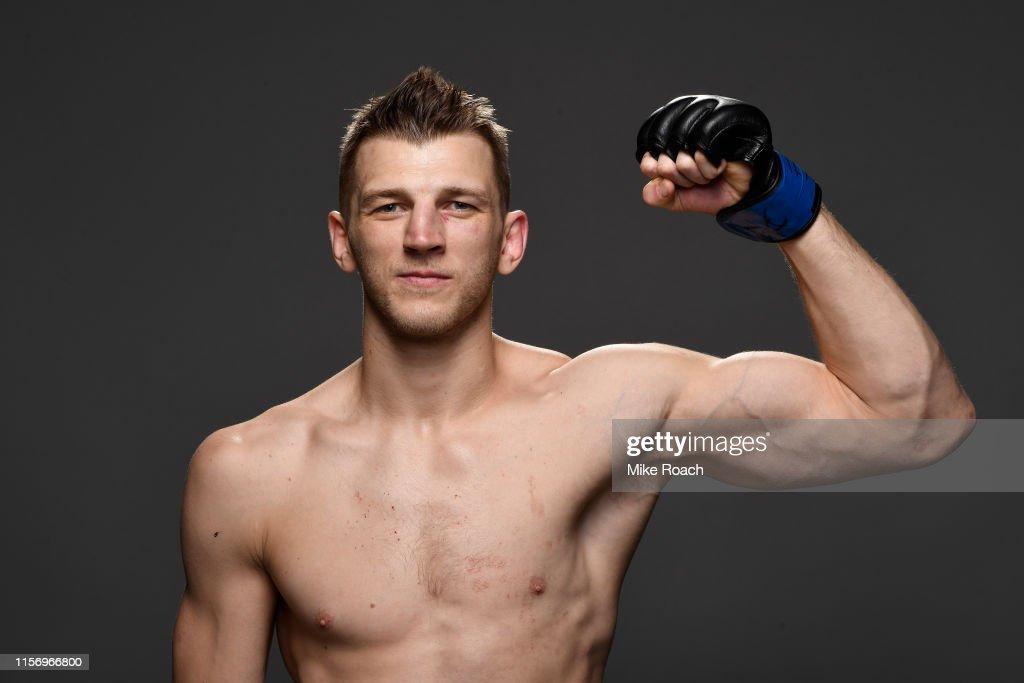UFC Fight Night: Dos Anjos v Edwards : News Photo