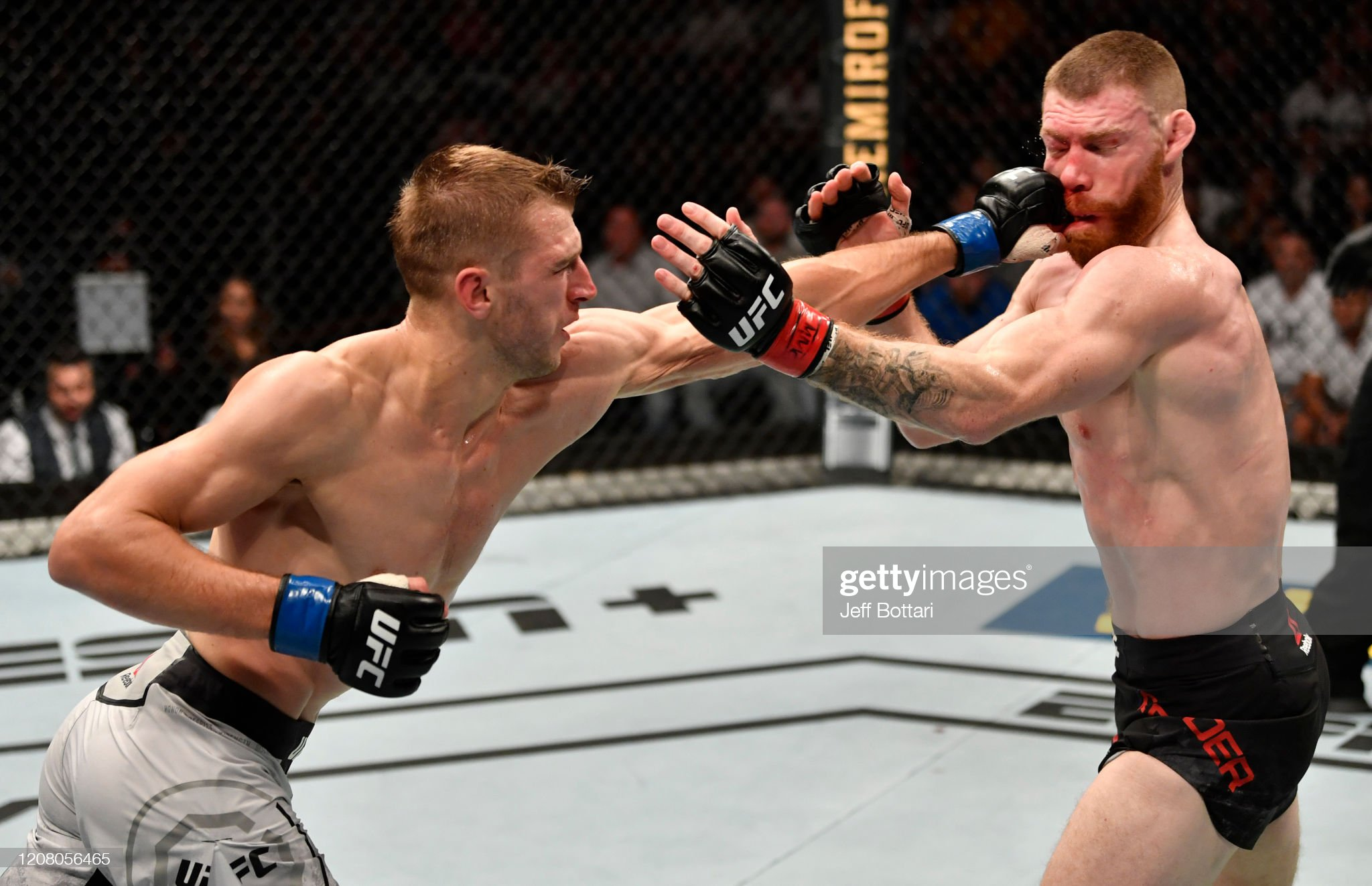 UFC Fight Night: Felder v Hooker : News Photo