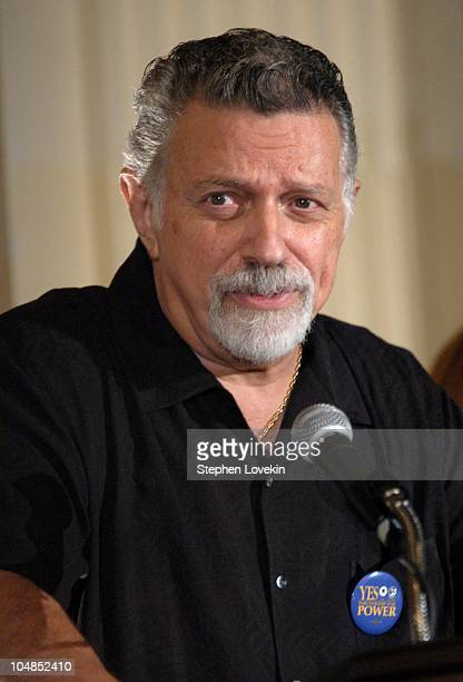 Dan Ingram during Members of SAG and AFTRA Get Together in Support of Consolidating the Two Unions at The Roosevelt Hotel in New York City NY United...