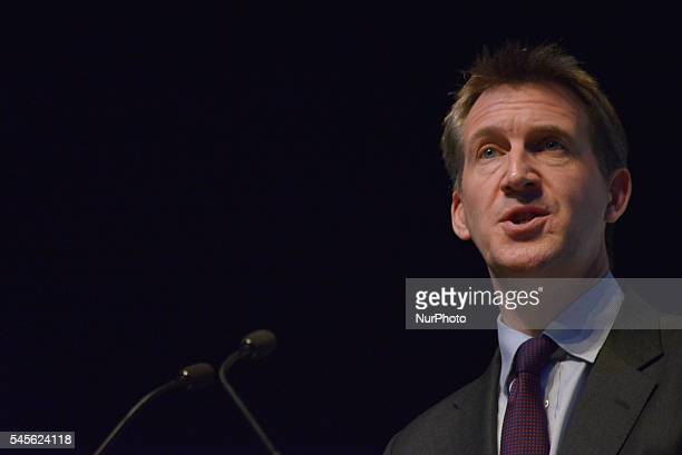 Dan Jarvis MP Member of Parliament for Barnsley Central speaking at the 'Finding True North Realising the Northern Powerhouse' event held by the...