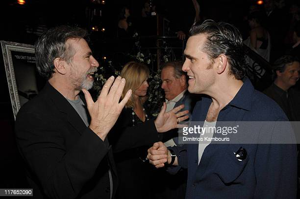 Dan Klores codirector and Matt Dillon during Magnolia Pictures Crazy Love New York Premiere After Party at Merchant's in New York City New York...