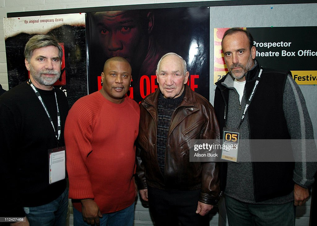 """2005 Sundance Film Festival - """"Ring of Fire: The Emile Griffith Story"""" Premiere"""