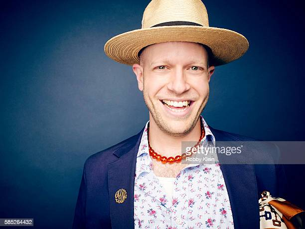 Dan Kohler is photographed at the Hallmark Channel Summer 2016 TCA on July 27 2016 in Los Angeles California