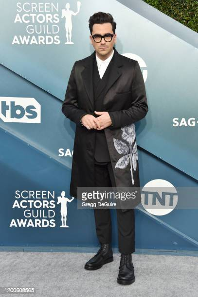 Dan Levy attends the 26th Annual Screen Actors Guild Awards at The Shrine Auditorium on January 19, 2020 in Los Angeles, California. 721430