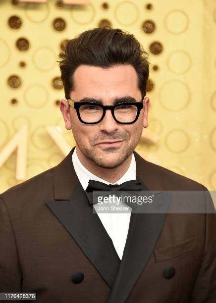 Dan Levy attends the 71st Emmy Awards at Microsoft Theater on September 22, 2019 in Los Angeles, California.