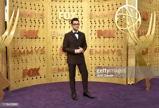 Dan Levy attends the 71st Emmy Awards at Microsoft Theater on September 22 2019 in Los Angeles California