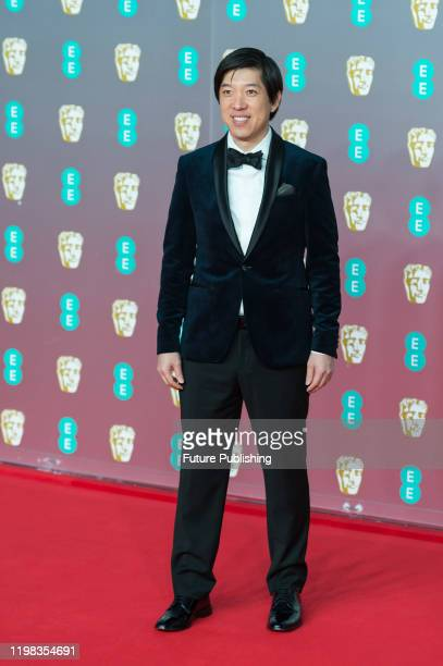 Dan Lin attends the EE British Academy Film Awards ceremony at the Royal Albert Hall on 02 February 2020 in London England PHOTOGRAPH BY Wiktor...