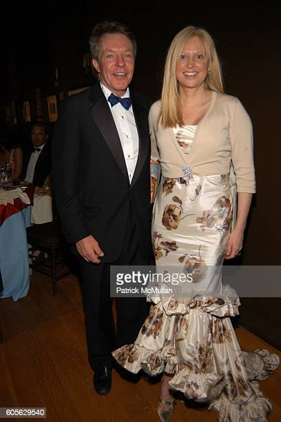 Dan Lufkin and Cynthia Lufkin attend The Museum of The City of New York The Directors Council 20th Annual Winter Ball at The Museum of The City of...