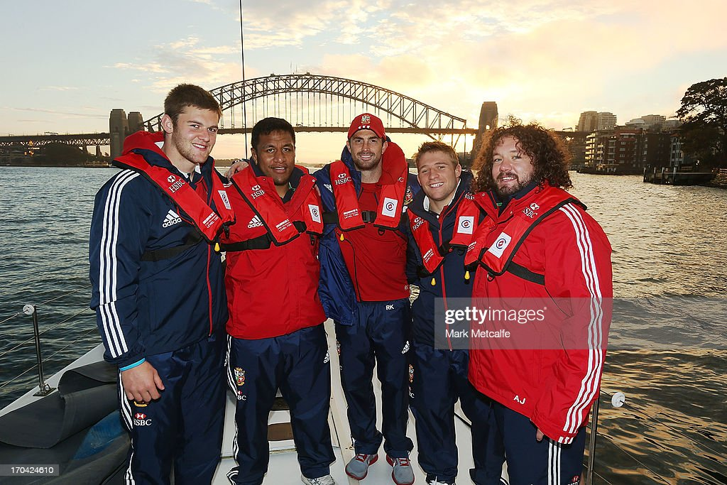 British & Irish Lions Visit Sydney