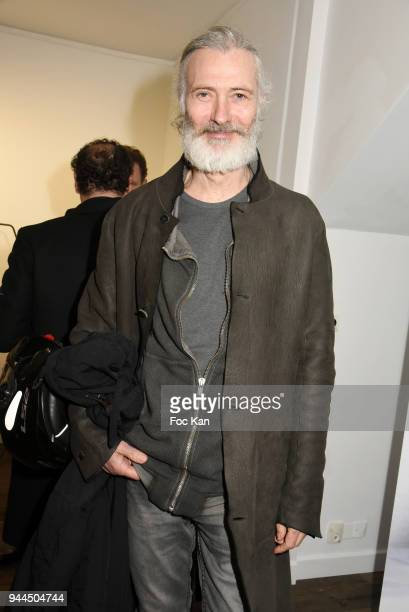 Dan Marie Rouyer from Le Bal des Princesses attend the 'Bel RP' 10th Anniversary at Atelier Sevigne on April 10 2018 in Paris France