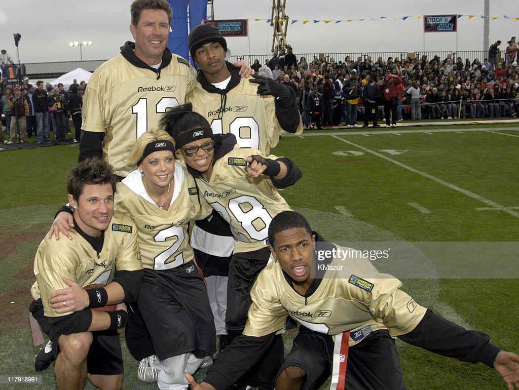 MTV's Rock N Jock Super Bowl XXXVIII
