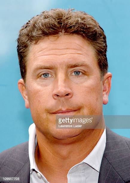 Dan Marino during CBS Primetime 20042005 UpFront Party at Tavern on the Green in New York City New York United States