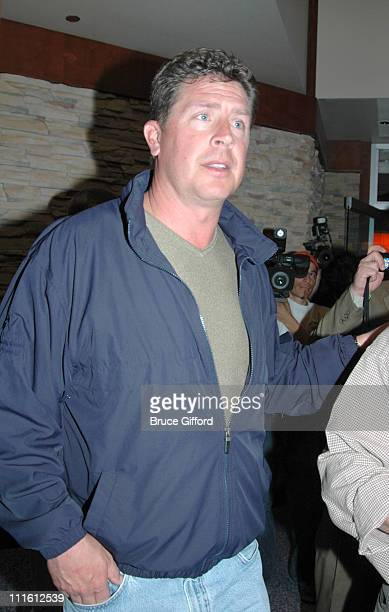 Dan Marino during The Grand Opening of The First Hooters Casino Hotel at Hooters Casino Hotel in Las Vegas Nevada United States