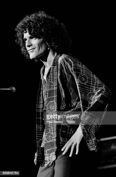 Dan McCafferty of Nazareth at the Alpine Valley Music Theater in East Troy Wisconsin July 13 1977