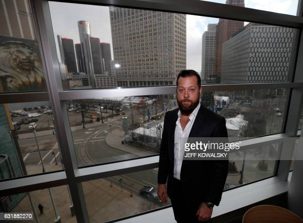 Dan Mullen vice president at Bedrock is pictured at the One Campus Martius building on January 4 2017 in Detroit Michigan Detroit the oncethriving...