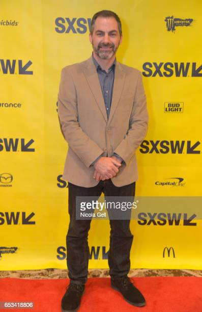 Dan Murrell attends the Interactive Innovation Awards PreParty and Ceremony during 2017 SXSW Conference and Festivals at the Hilton Austin on March...