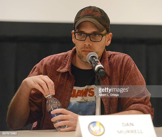 Dan Murrell of Screen Junkies on Day 2 of Wizard World Comic Con Philadelphia 2016 held at Pennsylvania Convention Center on June 3 2016 in...