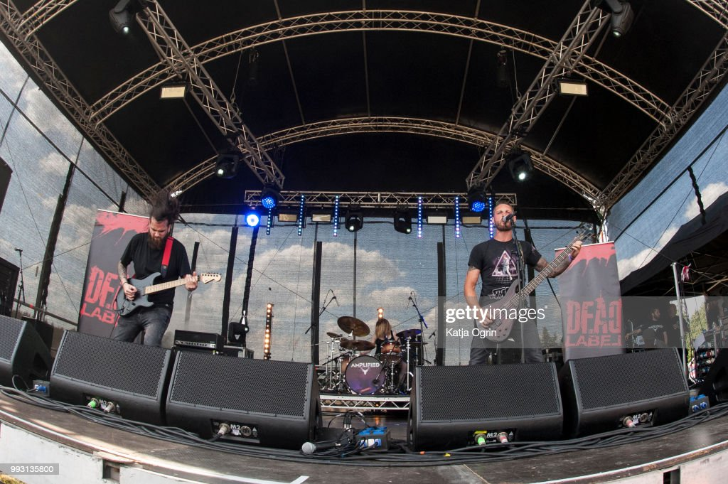 Amplified Festival 2018 : News Photo